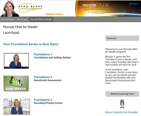 -members-area-recode-dna-for-wealth