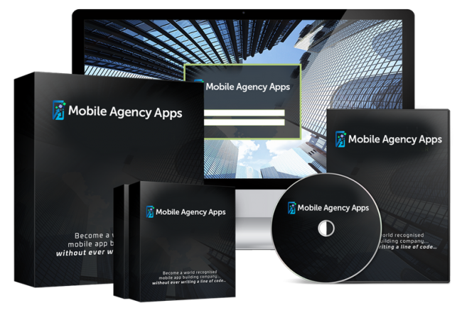 Mobile Agency Apps Review-Demo & Members Area Walkthrough